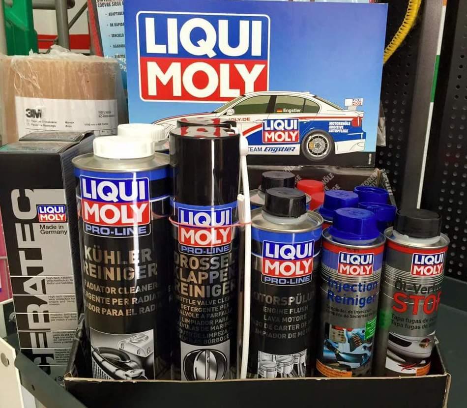LIQUI MOLY: Productos y servicios de Agoney Autorepuestos