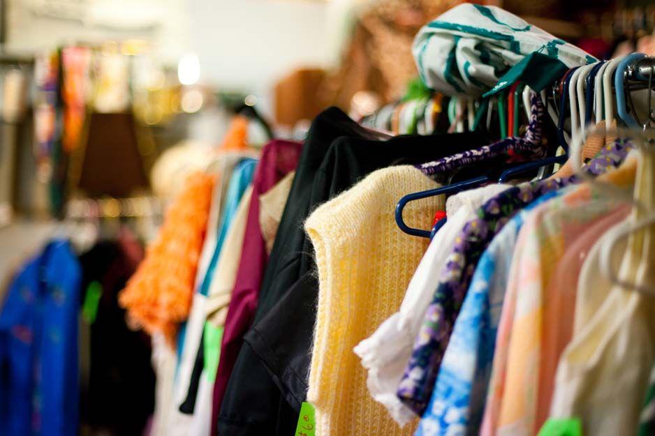 Compra de liquidaciones de tiendas de ropa