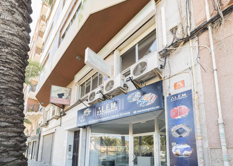 Máquinas recreativas en Elche, Alicante