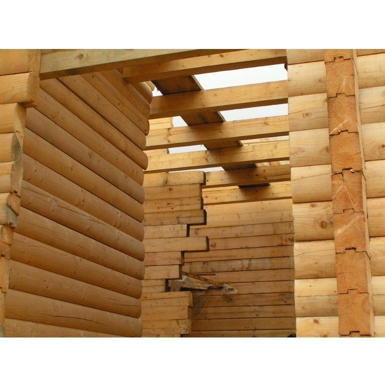 Estructuras de madera: Servicios de Construcciones J. Ares López