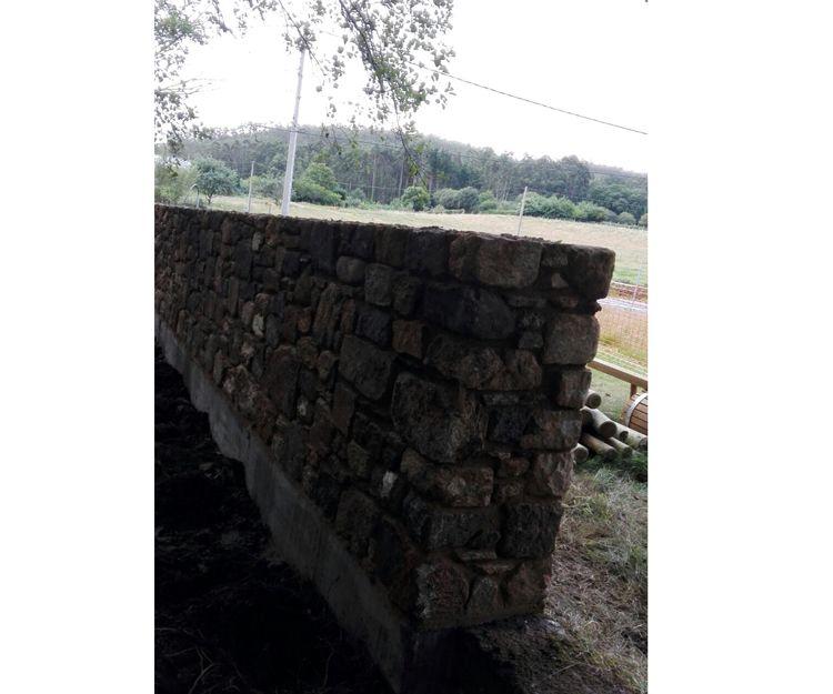 Construcciones con piedra en Lugo