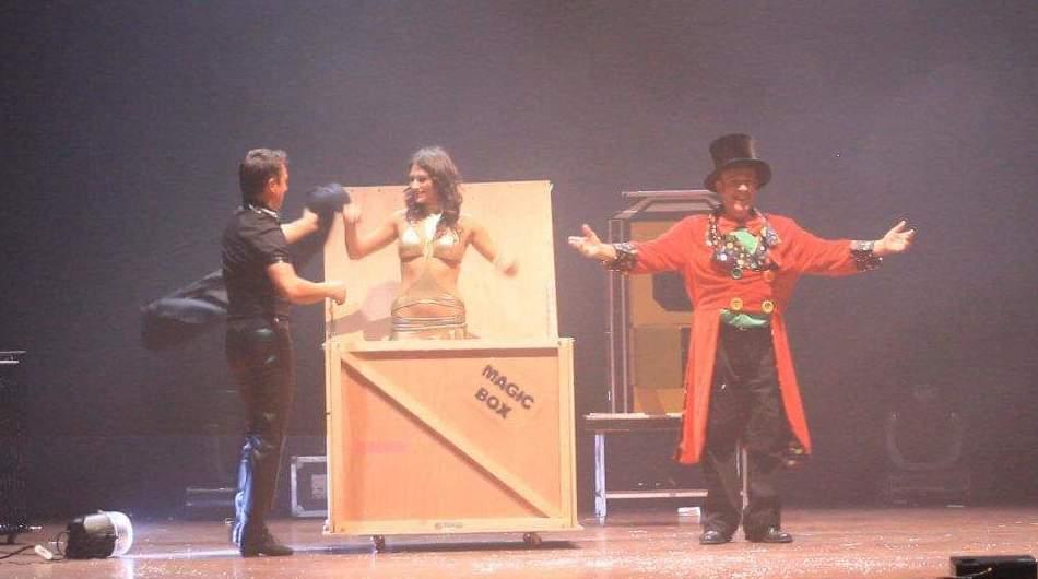 Foto 69 de Organización de espectáculos en    Artem Mago