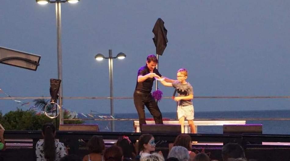 Foto 10 de Organización de espectáculos en    Artem Mago