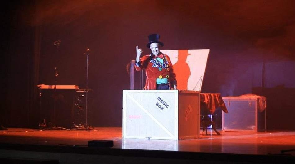 Foto 67 de Organización de espectáculos en    Artem Mago