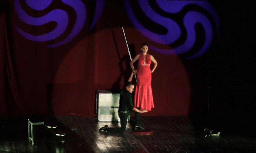 Magia en escenario: Espectáculos de Artem Mago