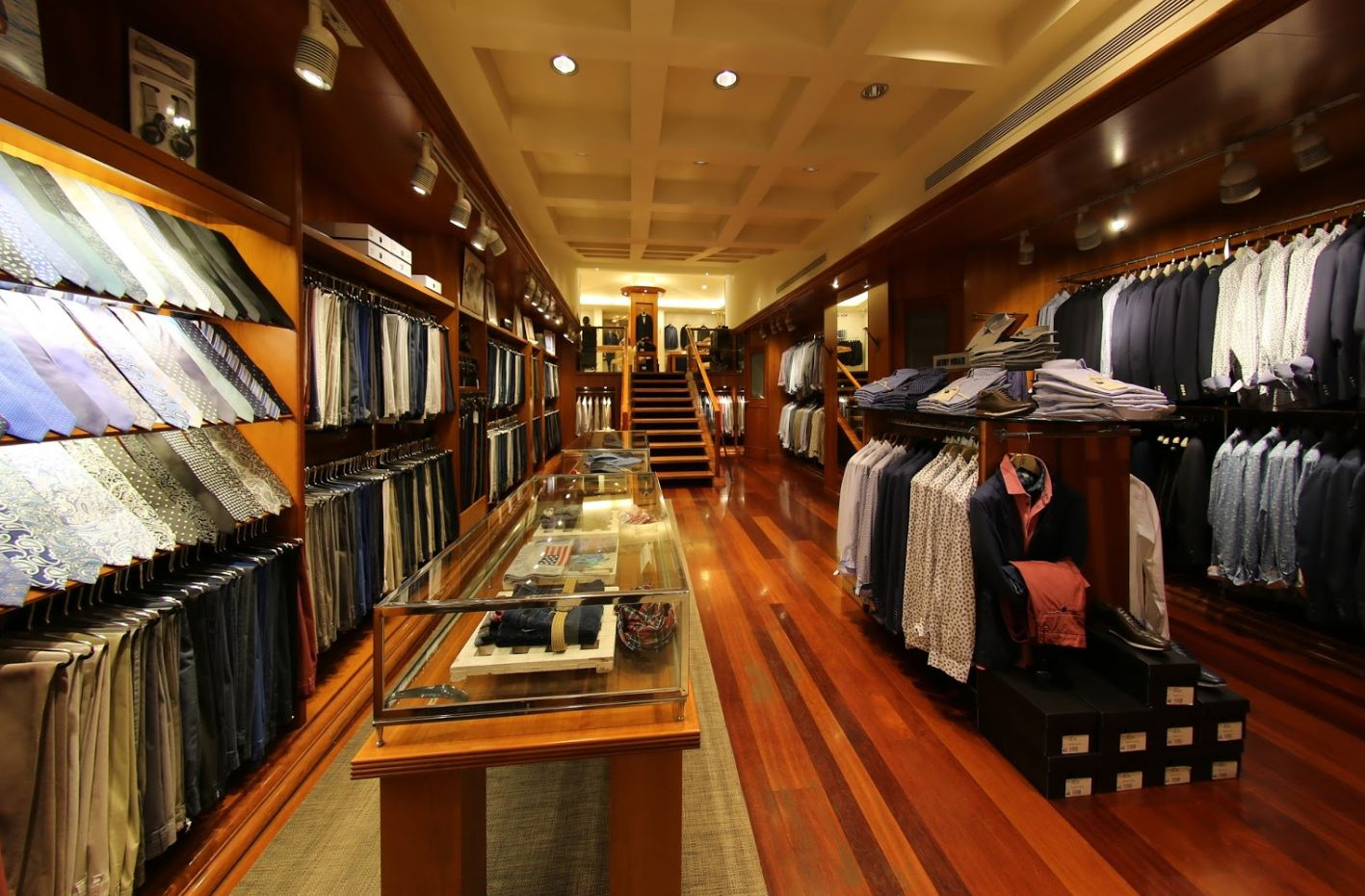 Tienda de moda masculina en Tarragona