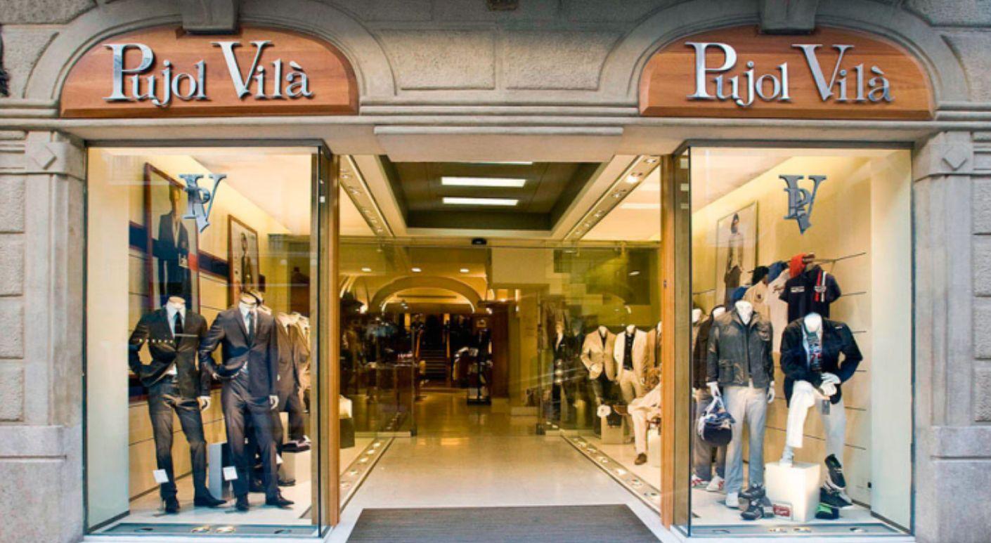 Tienda de moda masculina en Reus