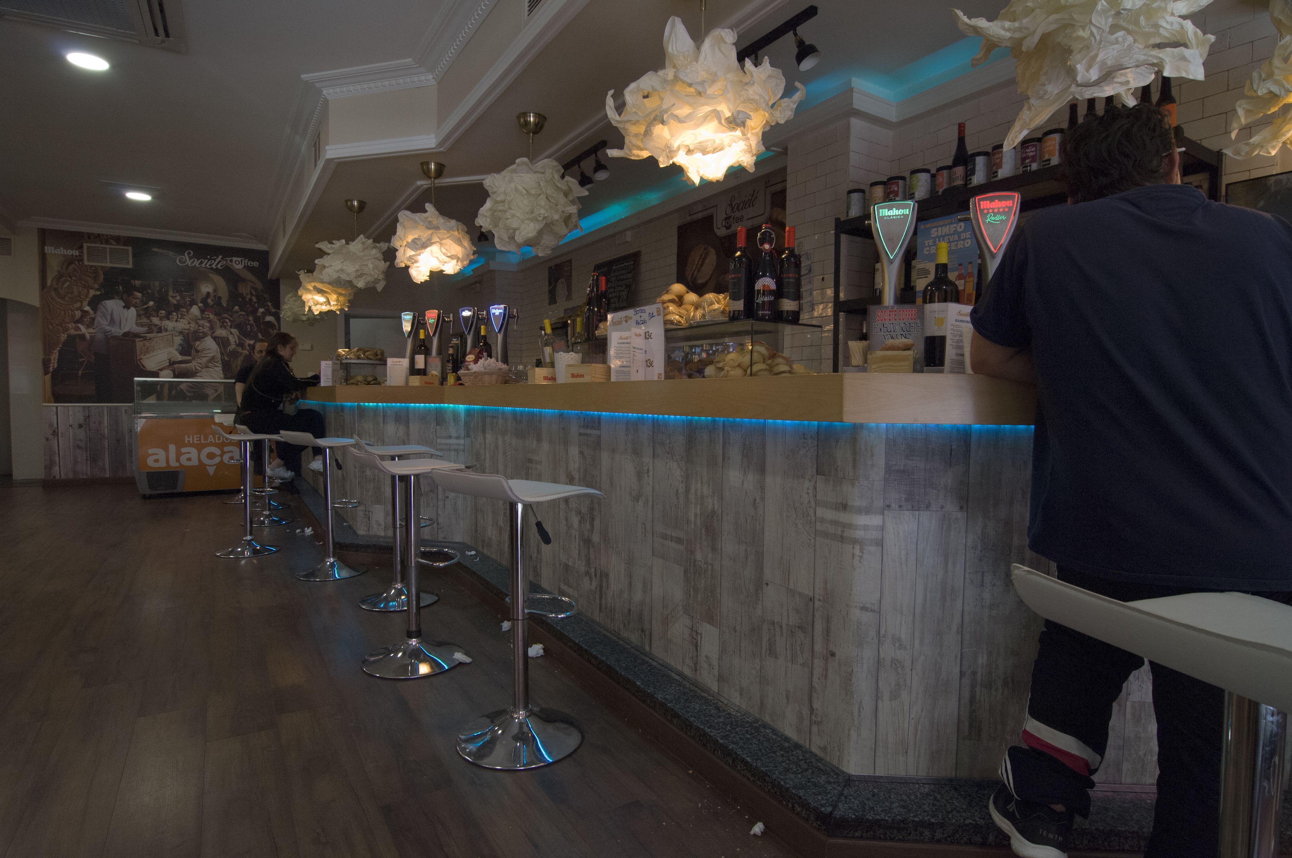 Zona Cafetería