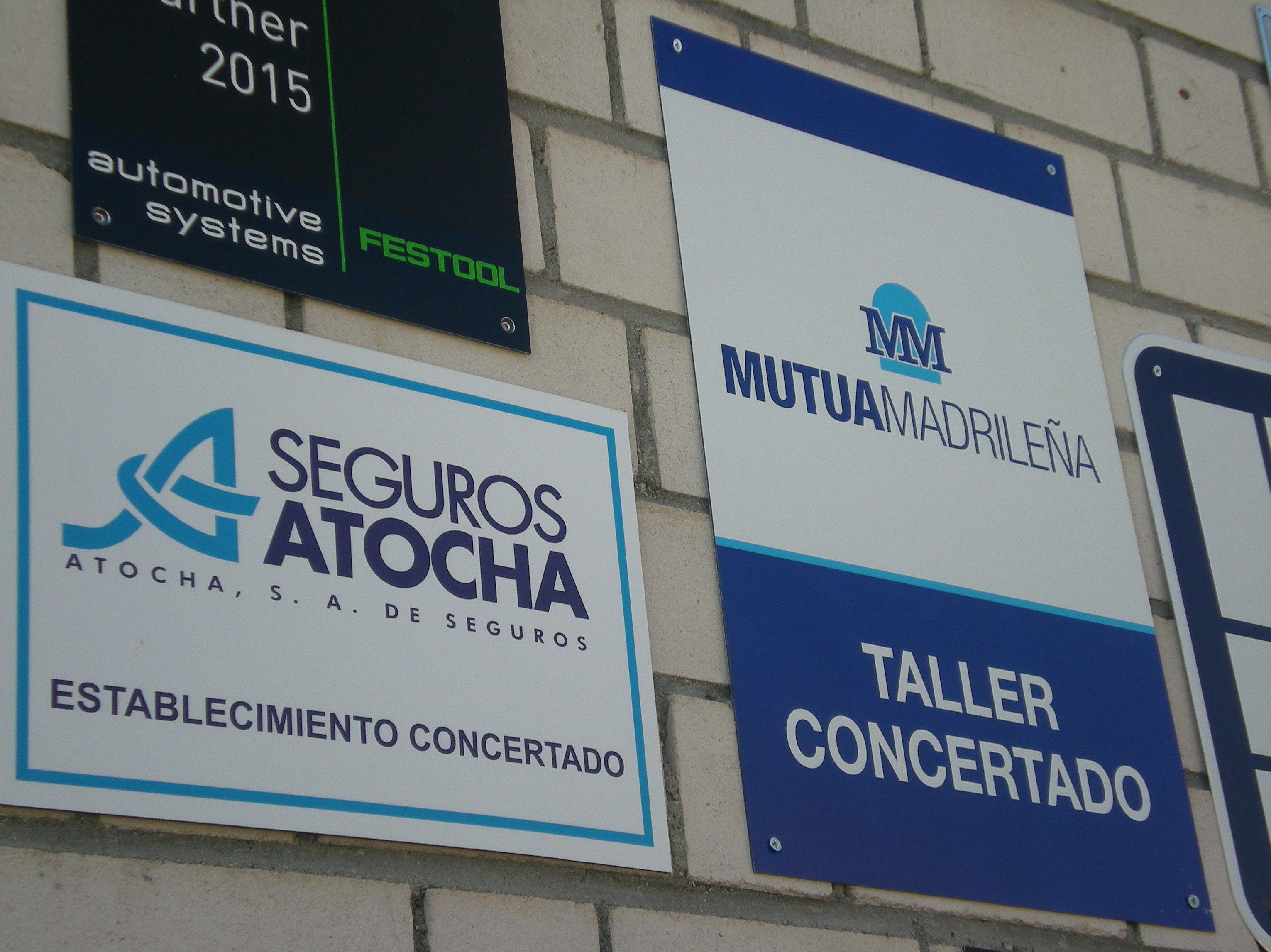 Foto 6 de Talleres de chapa y pintura  en Valdemoro | Talleres Zaragoza