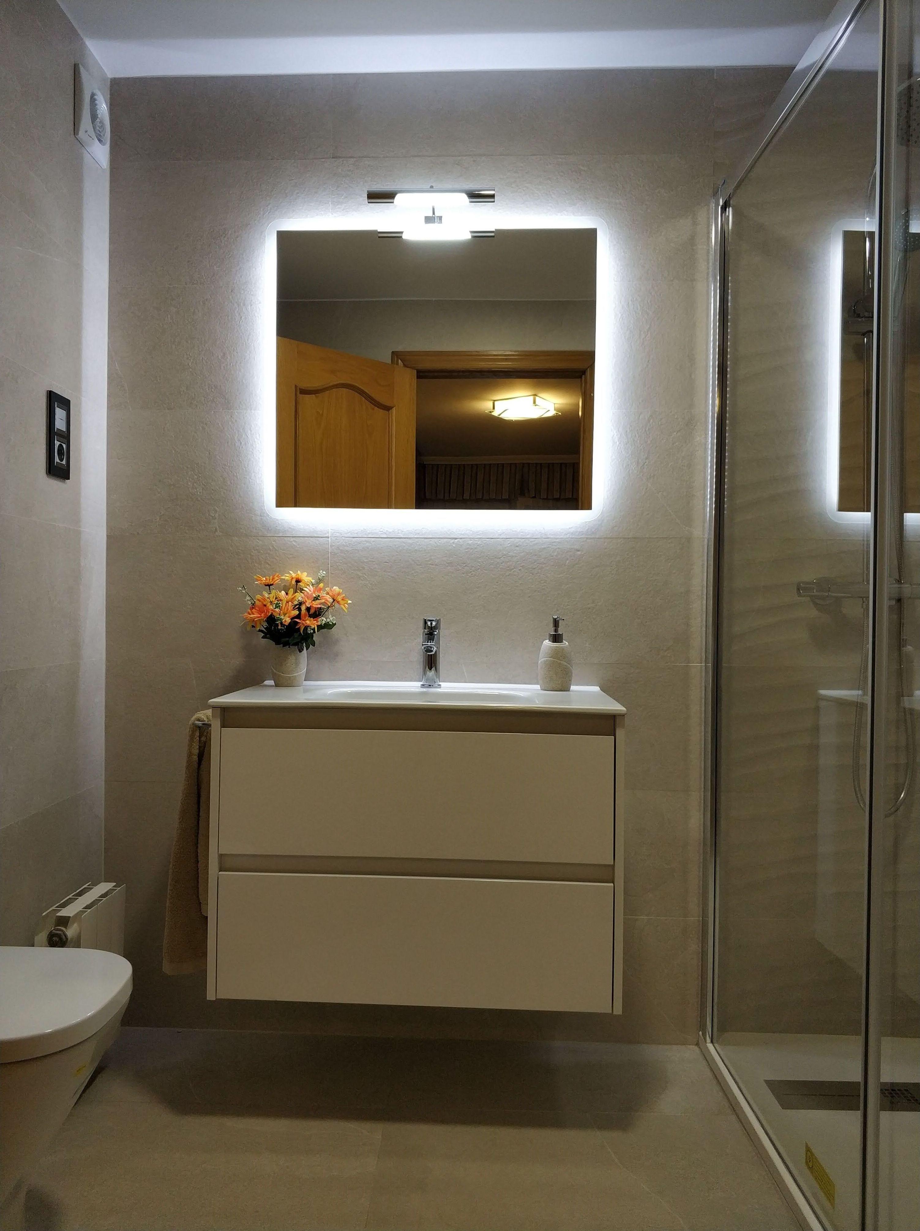 Cuarto de baño en Martorell zona Centro Médico