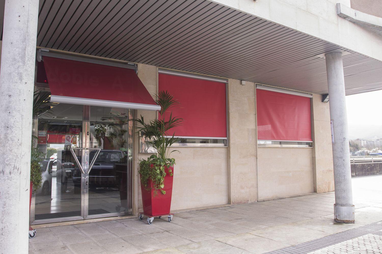Tienda de pérgolas en Navarra