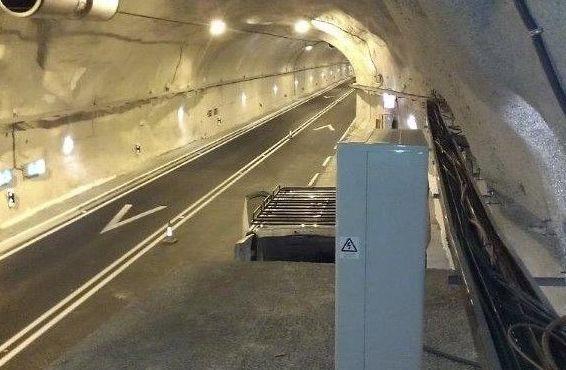 Sistema de climatización en cuadro eléctrico de túnel