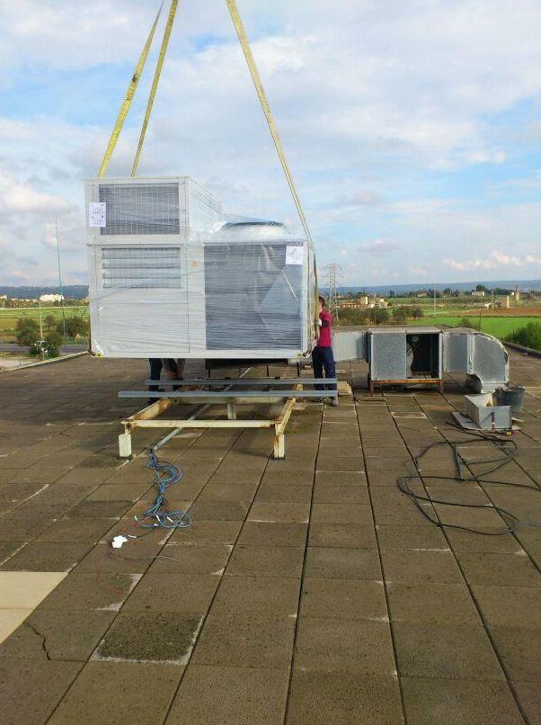 Instalación de sistemas de climatización