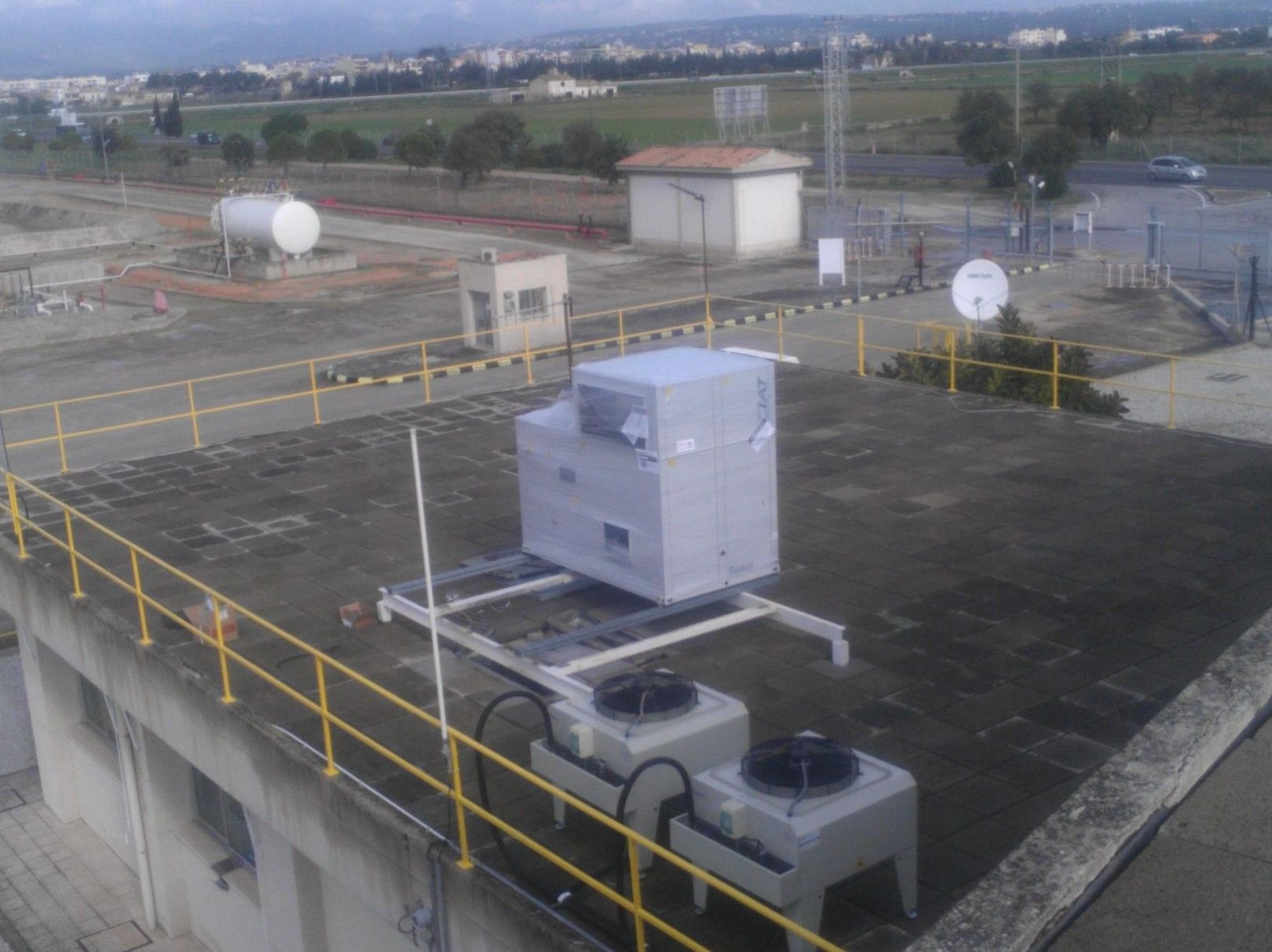 Mantenimiento aire acondicionado