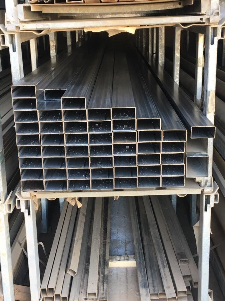 Almacén de hierro: Servicios de Hierros Mera e Hijos