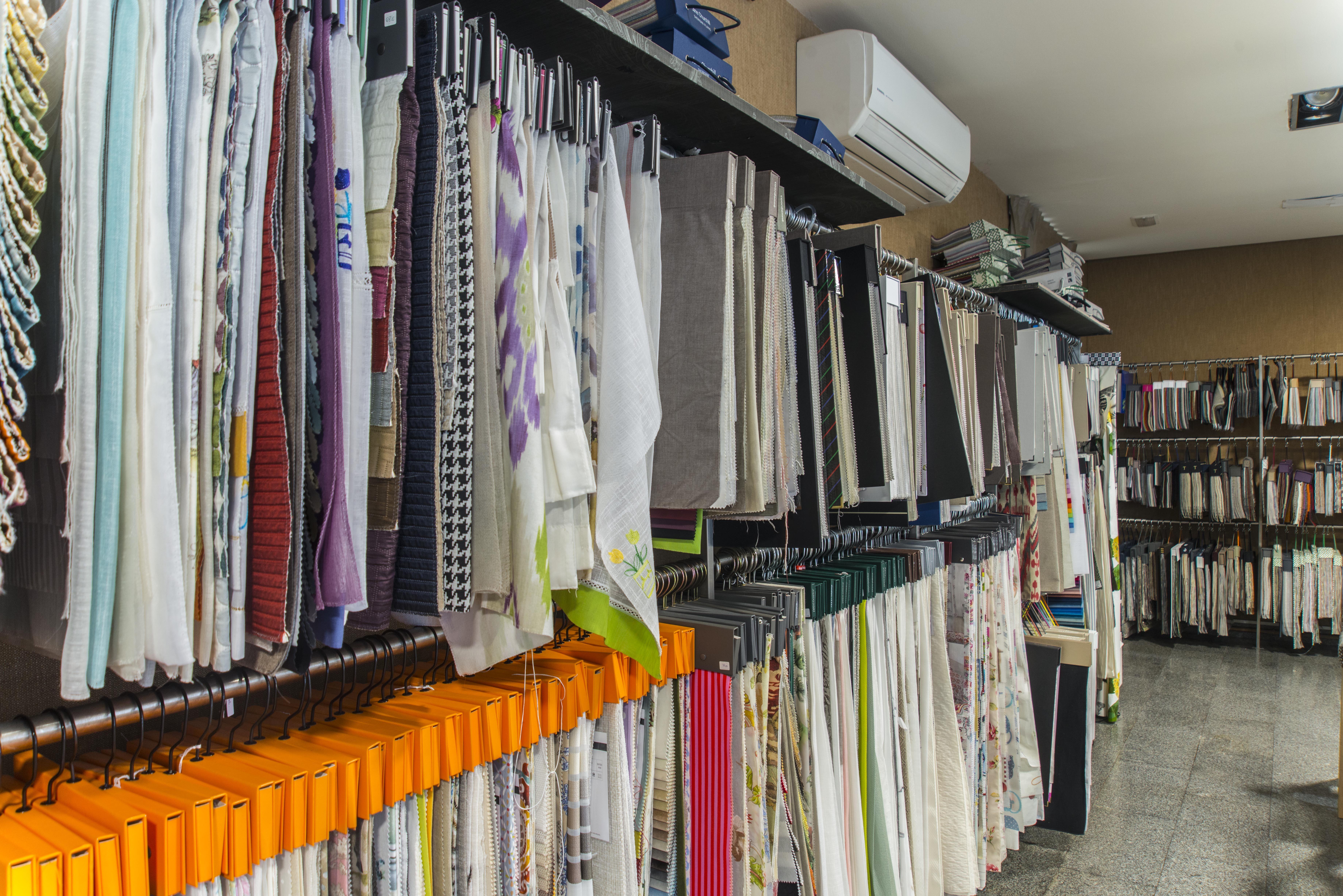 Todo tipo de cortinas a medida en Tudela