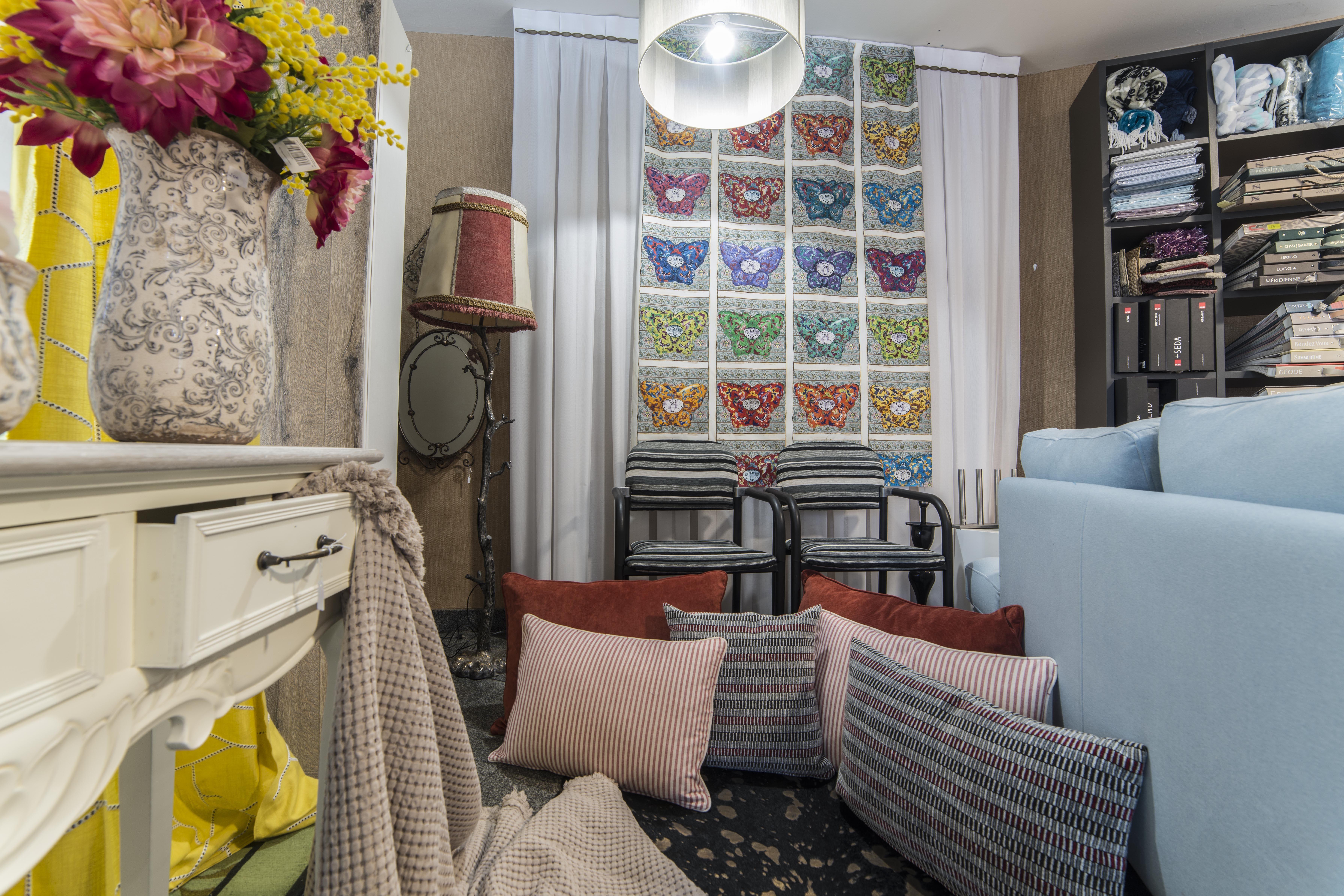 Cortinas a medida y decoración para el hogar en Tudela