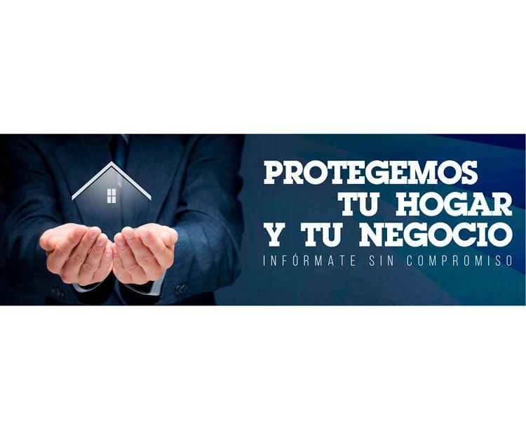 Protegemos tu hogar y tu negocio