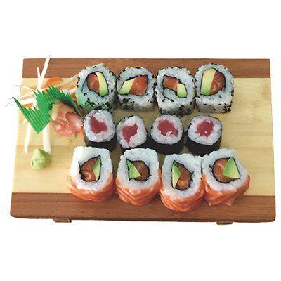 Combinados 16 piezas: Carta de Ya Sushi