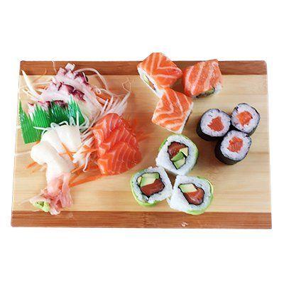 Combinados 18 piezas: Carta de Ya Sushi