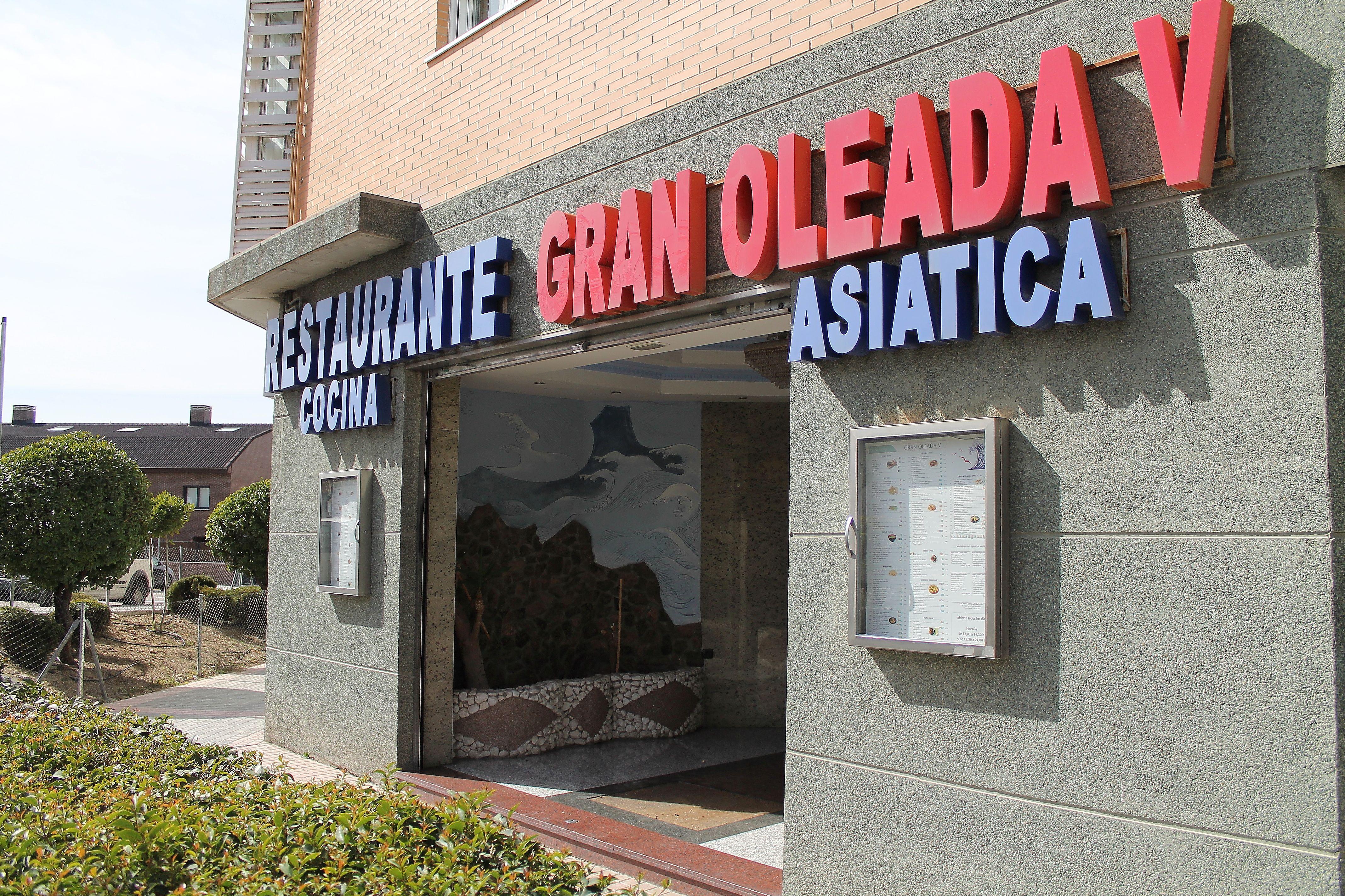 Restaurante Gran Oleada en Rivas Vaciamadrid