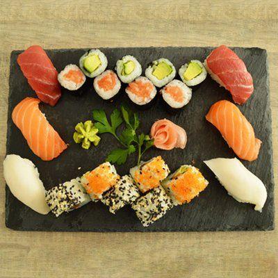 Combinados 20 piezas: Carta de Ya Sushi