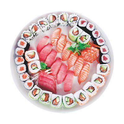 Combinados 40 piezas: Carta de Ya Sushi