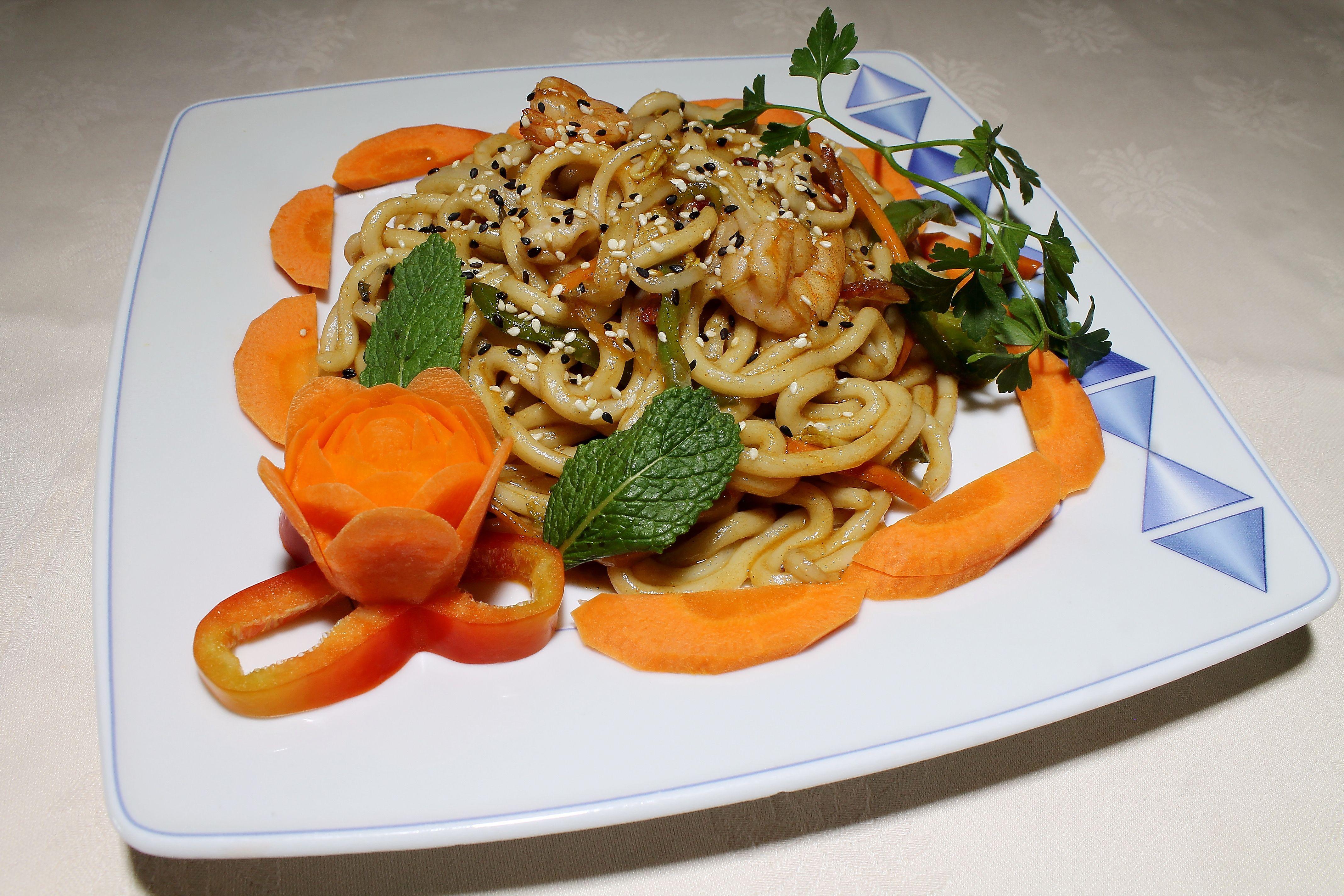 Restaurante de cocina asiática en Rivas Vaciamadrid