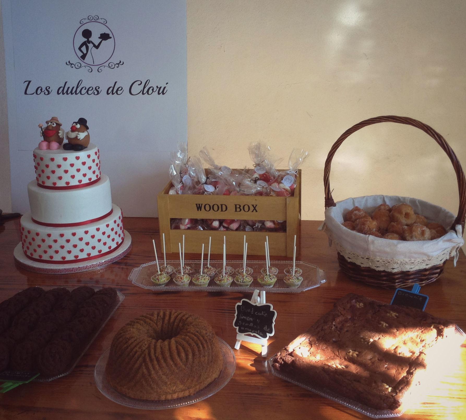 Foto 3 de Repostería creativa en Las Palmas de Gran Canaria | Los Dulces de Clori