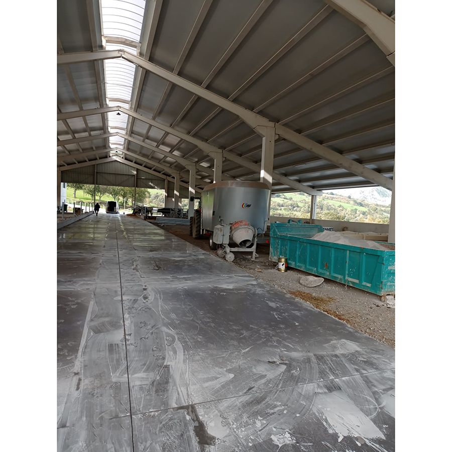 Pavimento de hormigón impreso Santander