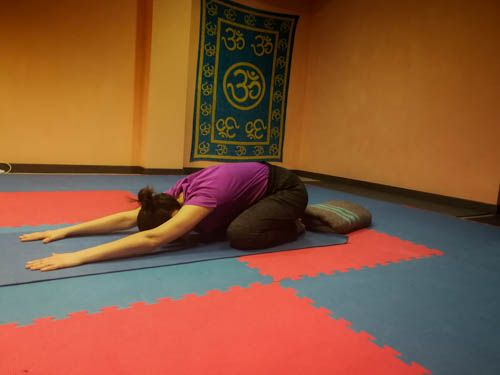 Yoga postural en A Coruña