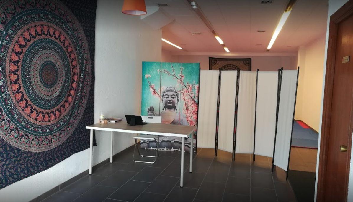 Centro de yoga en A Coruña