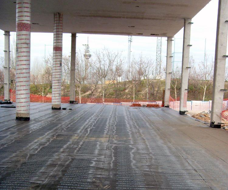 Profesionales en impermeabilización de cubiertas