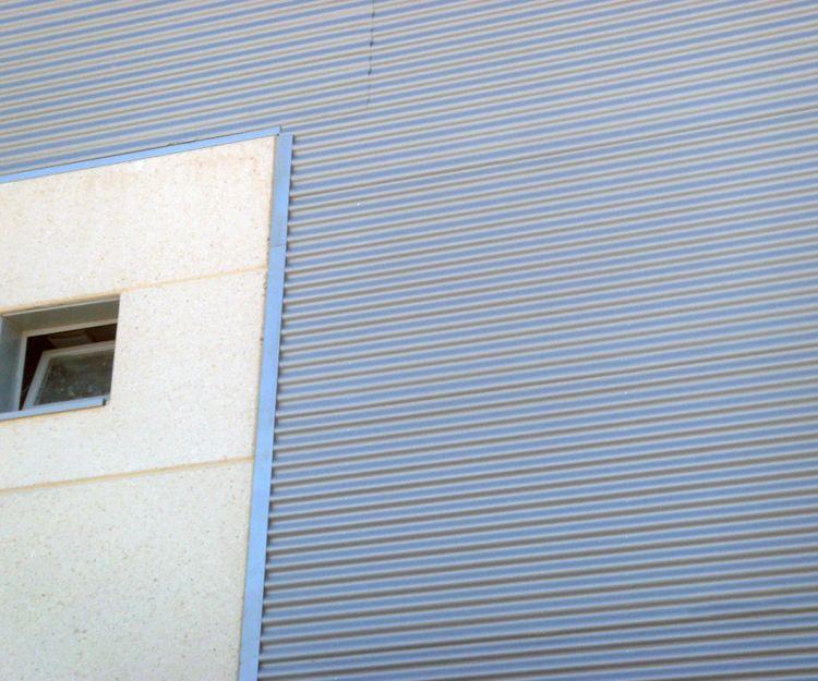 Mantenimiento de cubiertas de chapa en Madrid sur
