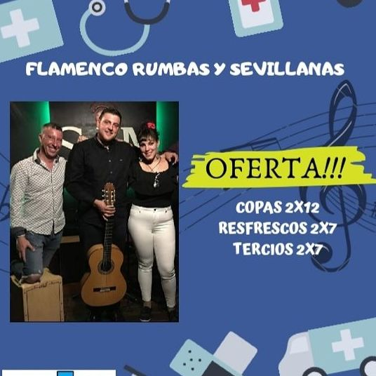 Flamenco, Rumbas y Sevillanas
