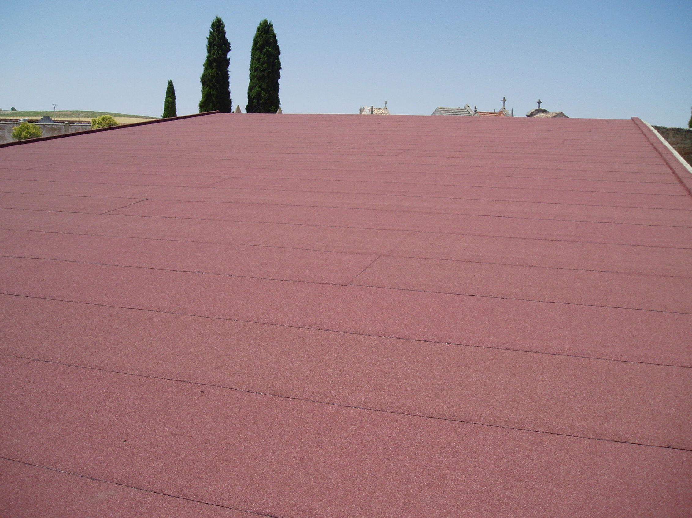 Como poner tela asfaltica en tejado cool tela asfltica for Tela asfaltica para tejados de madera