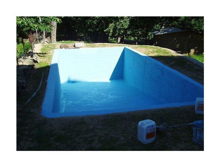 Impermeabilización de piscinas: Servicios de Teimsa