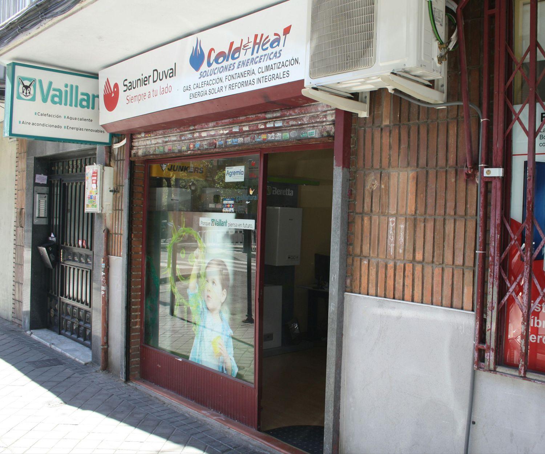 Soluciones energéticas en Madrid