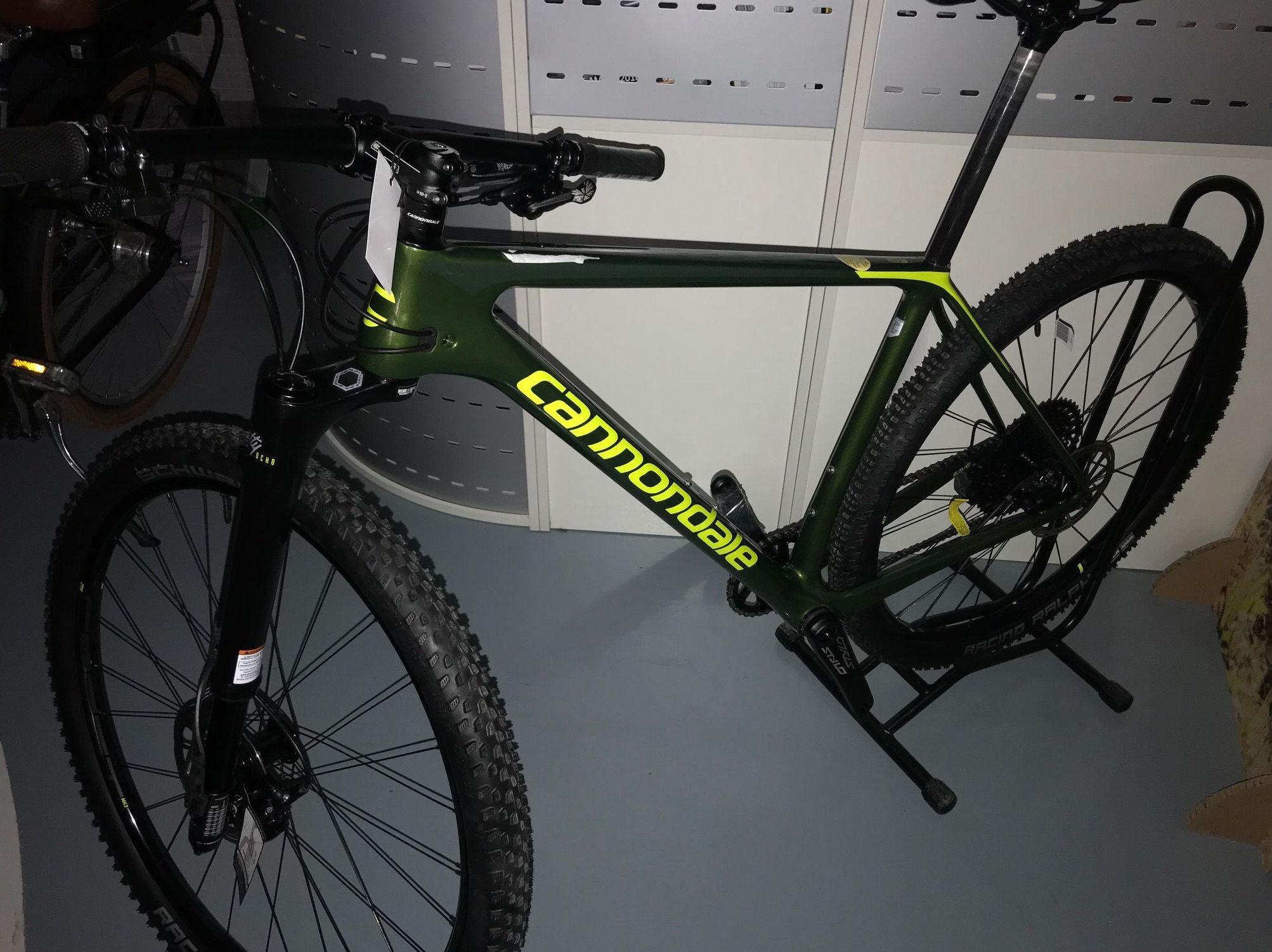 Bicicleta 2019 segunda mano.