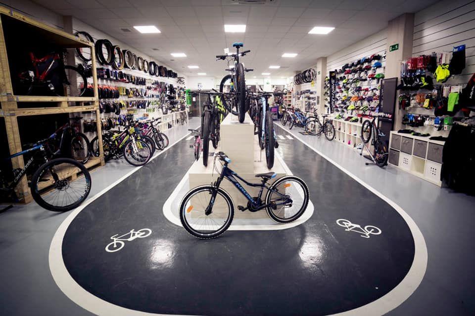 Tienda de bicicletas Aranda de Duero