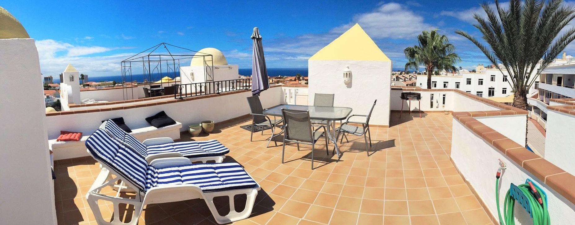 Compraventa de apartamentos en Tenerife, Callao Salvaje