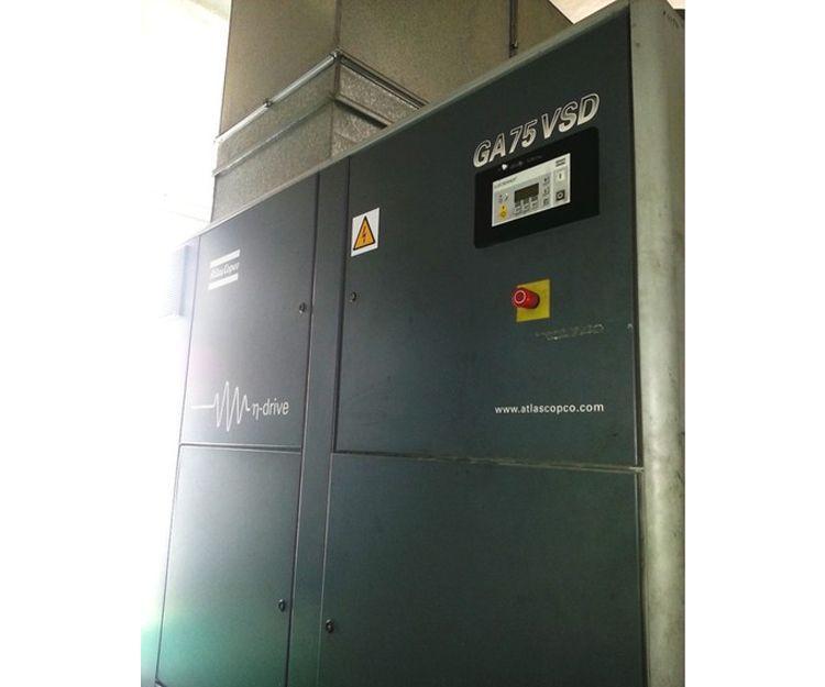 Servicios: Productos y servicios de Compresores González