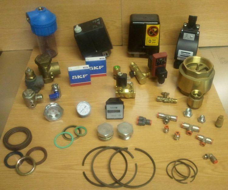 Productos: Productos y servicios de Compresores González