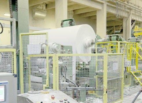 Fabricación de bobinas de tisú: Productos y servicios de Cel