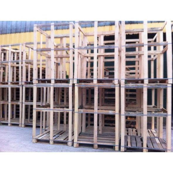 Jaulas de madera: Productos de Palegalicia