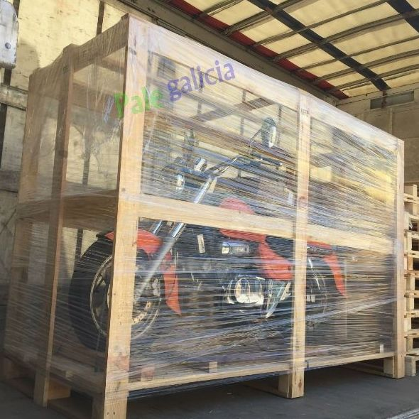 Embalaje para transporte: Productos de Palegalicia