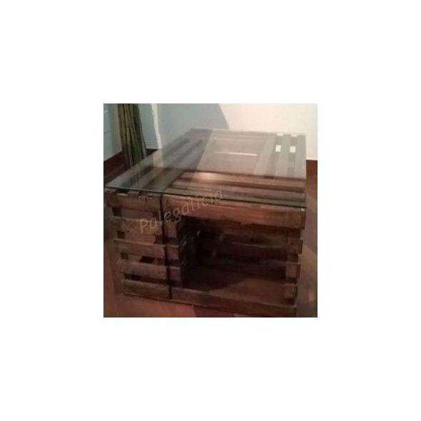 Mesas de cajas de madera: Productos de Palegalicia
