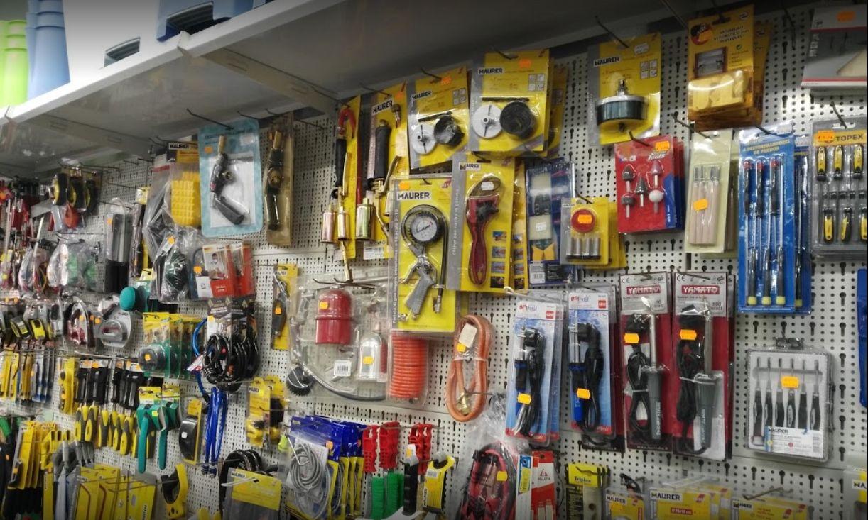 Todo tipo de herramientas en Torremolinos