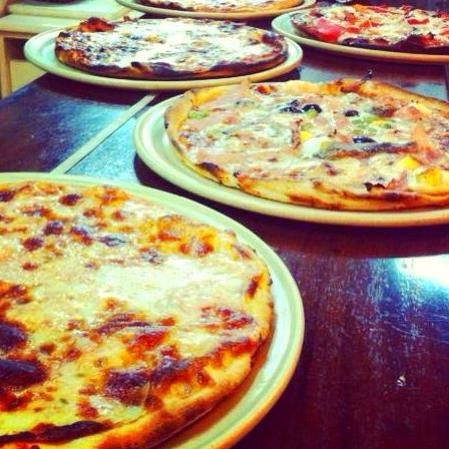 Pizzas: Productos de Restaurante Marina