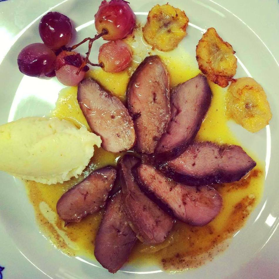 Restaurante en Calella